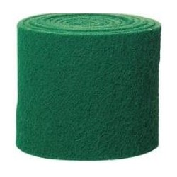 Tampon Rouleau Abrasif Vert 3m